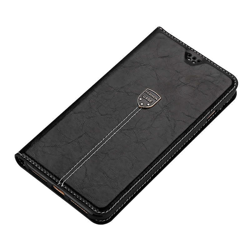 Leder Fall Für Sony Xperia Z3 Z4 Z5 Mini Plus Premium M2 M4 M5 X Leistung XA Ultra XZ E4 e5 C5 Baum Katze Capa