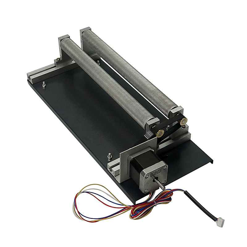 Laser Engraving Machine Rotary Axis / Rotary Jig / Cylinder Engraving Rotary Axis