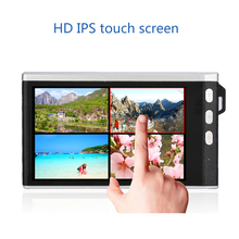 X8 Camera 4 Inch Ultra Hd IPS Press Screen 24 Million Pixel Mini Single Cameras SLR Digital  GV99