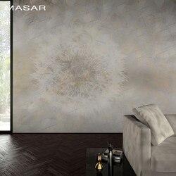 MASAR природа 3D Настенные Бумага гостиная комната гостиной фон стены сплошной цвет обои одуванчик