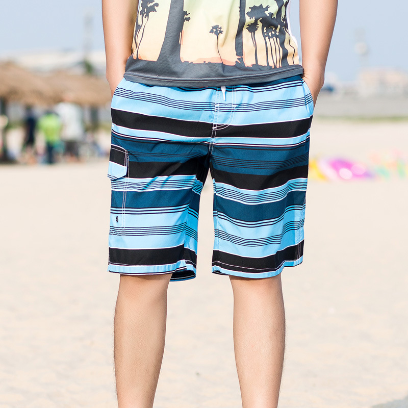 Summer MEN'S Beach Pants Cool Surfing Speed Sell MEN'S Shorts Casual Printed Shorts Fashion