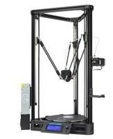 ANYCUBIC Kossel 3D Printer Linear Assembled with Auto Leveling Large 3D Printing Impressora 3d kit printer