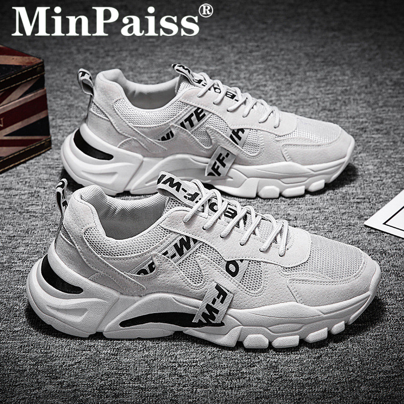 Factory Direct Sale Men's Shoes In Autumn 2019 Casual Shoes, Sports Shoes,  Korean Version Of INS Men's Shoes Trend
