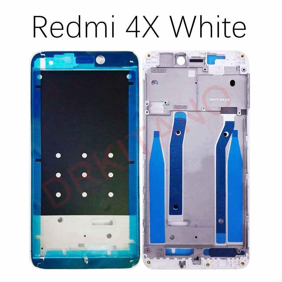 Voor Redmi Note 4X Front Frame Note4 Scherm Ondersteunen Bezel Voor Xiaomi Redmi Opmerking 4 Voorframe Chassis Midden Behuizing plaat