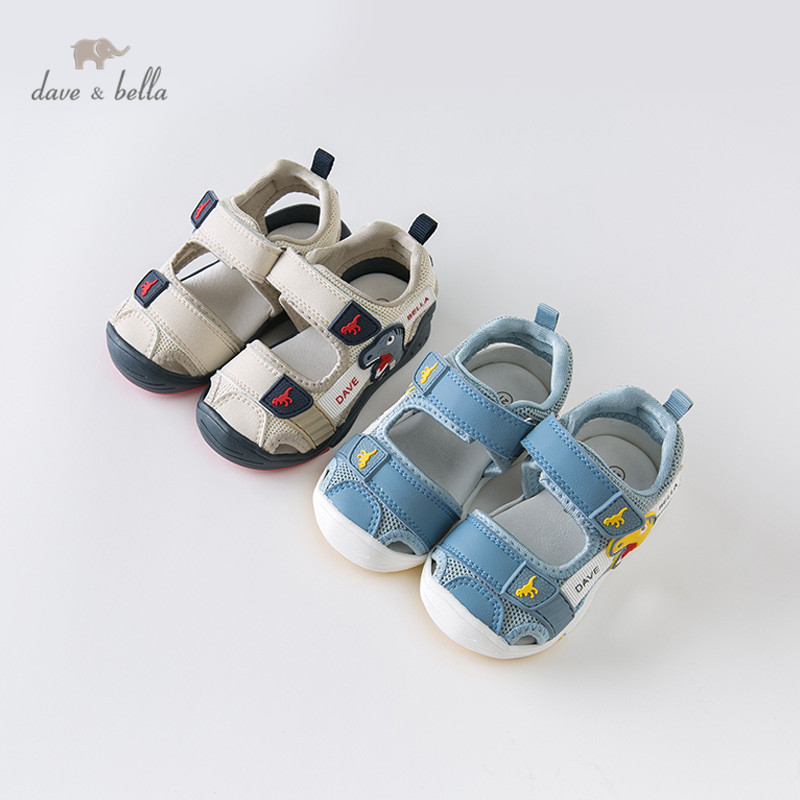 DB13472 Dave Bella Summer Baby Boy Sandals New Born Infant Shoes Boys Sandals Casual Shoes