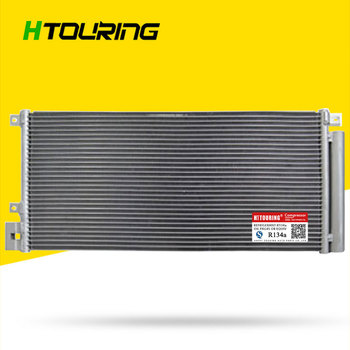 for Car OPEL VAUXHALL MOKKA 1.4 Air Conditioning Condenser with drier 1850273 95465726 95026328 95321793 1850335 37005634 940388