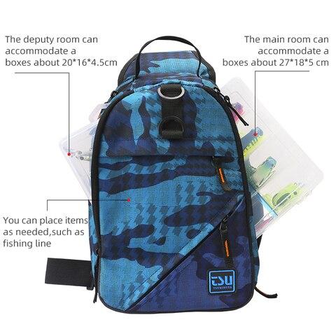 tsurinoya moda saco de pesca 352411cm a