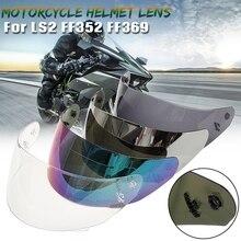 Motorcycle Helmet Lens Full Face Motorcycle Helmet Visor For