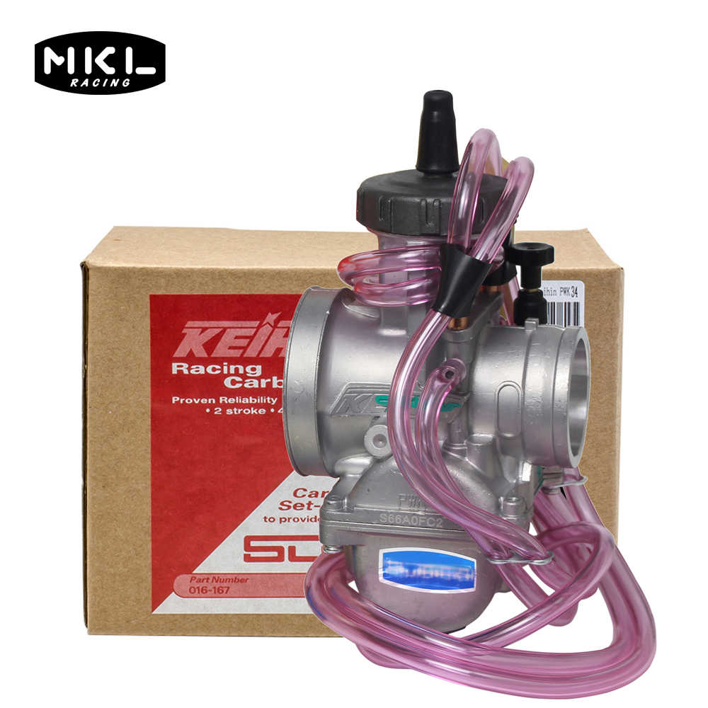 KEIHIN carburateur PWK 33 34 35 36 38 40 42mm | Pièces de course, Scooters Dirt Bike ATV avec Power Jet utilisé 250cc