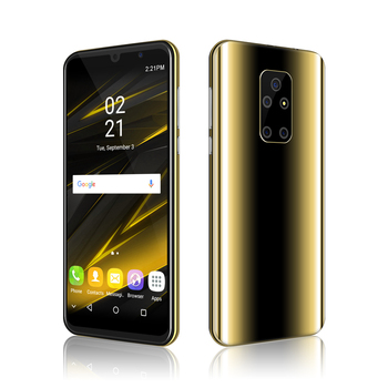 "XGODY Mate 30 Mini 3G Smartphone Android 8.1 Dual Sim 5.5"" 18:9 Full Screen 1GB 8GB MTK6580 Quad Core 5.0MP 2500mAh Mobile Phone 3"