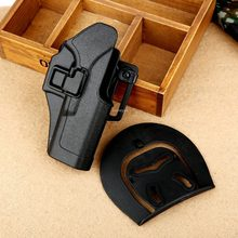 Funda de pistola táctica para caza, cinturón RH para Glock 17 18 19 23 32 36