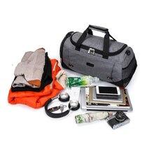 New large-capacity mens fitness bag fashion ladies weekend multi-function travel luggage box