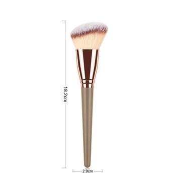Makeup brushes for concealer Eyelash comb eyebrows Eyeshadows eye liner lip beauty women  Professional makeup full tools - NO 02