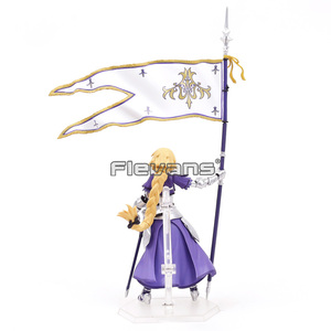 Image 4 - Figma 366 kader/Grand sipariş cetvel Jeanne DArc PVC Action Figure koleksiyon FGO heykelcik oyuncak