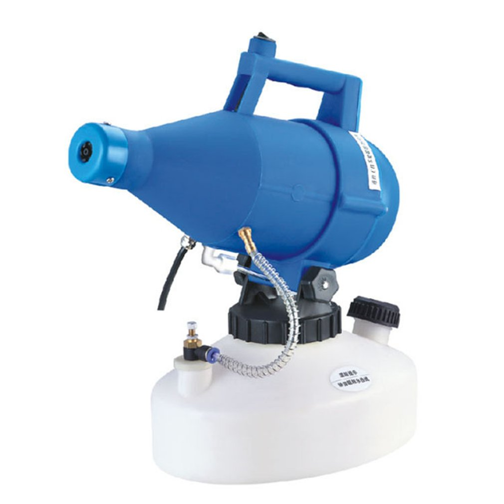 4.5L Electric Ultra-low Volume Sprayer Mist Insecticide Disinfection Atomizer Aerosol Sprayer For Large Area Disinfection