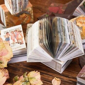 Kawaii канцелярские наклейки, 200 листов/партия, Таймс-иллюстрации, альбом для рукоделия и скрапбукинга, негодяй, дневник, Happy, наклейка на планир...