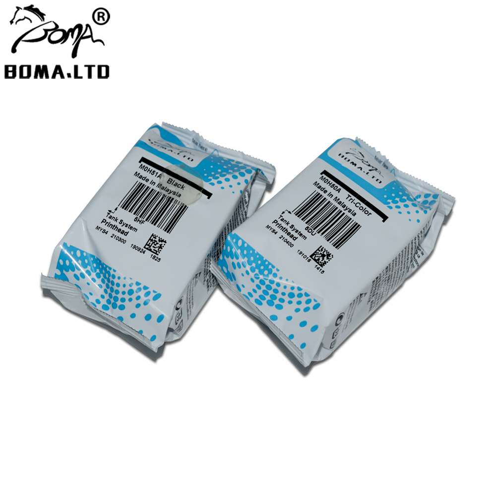 BOMALTD Original New M0H50A M0H51A Printhead For <font><b>HP</b></font> 5810 <font><b>5820</b></font> GT5810 GT5820 GT5800 Ink Tank 300 310 318 319 400 410 418 419 image