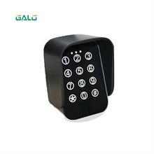GALO Touch panel tastiera wireless tastiera impermeabile a due canali per apriporta a battente/apriporta scorrevole PKM da 500kg