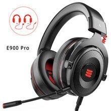 Jogos fones de ouvido gamer surround som estéreo 3.5mm com fio usb microfone pc jogo portátil fone de ouvido fone de ouvido