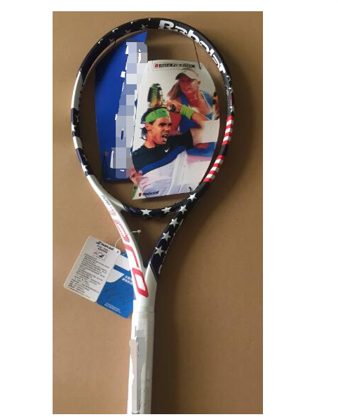 new tennis  Clap Length: 27 inches, 69CM MP Face racket Hardness: Hard (action / strength player)
