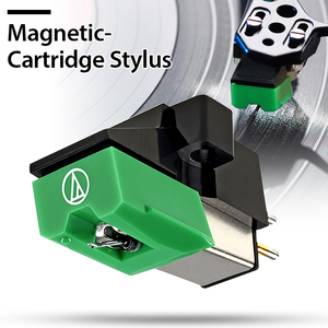Image 5 - AT3600L AT95E Magnetic Cartridge Stylus LP Vinyl Record Player Needle for Turntable Phonograph Platenspeler Records Player