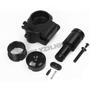 Image 1 - Emersongear Hunting Accessories Metal Tactical AR Folding Stock Adapter For M16 M4 Series GBB AEG Airsoft Hunting Accessory