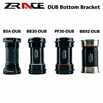 цена на ZRACE DUB Bottom bracket, for SRAM MTB / Road Crank, DUB BSA, BB92, PF30, BB30, Compatible with traditional tools BB29