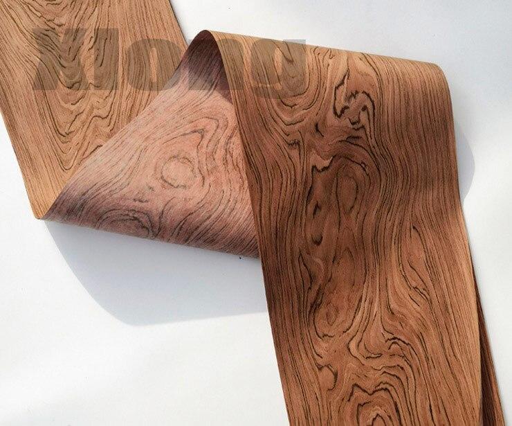 L:2.5Meter Width:25cm Thickness:0.25mm Rosewood Veneer