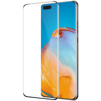 NILLKIN Huawei P40 Pro Glass 3D Curved CP+ MAX Safety Protective Tempered Glass for Huawei P40 Pro Screen Protector
