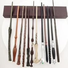 24 tipos de metal núcleo varinhas mágicas dumbledore malfoy hermione voldemort varinha mágica sem caixa