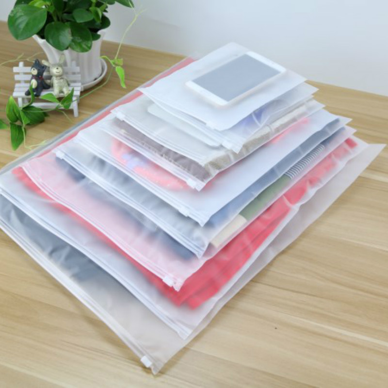 Waterproof Underwear Storage Bag Clothes Travel Zip Lock Bag Luggage Box Home Organizer Wash Toiletries Cosmetic