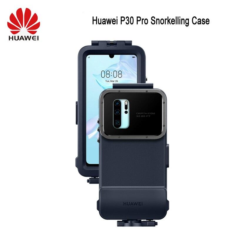 Coque d'origine HUAWEI P30 Pro coque de protection officielle étanche pour appareil photo de plongée HUAWEI P30 Pro housse de protection pour tuba