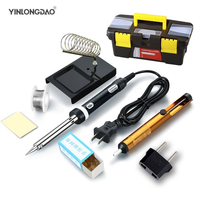 Soldering Solder Iron Set Household Welding Electronic Repair Tools Welding Pen Soldering Welding Torch Welding Tool