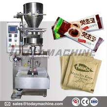 Most Popular Nitrogen Vertical Form Fill Seal Packaging Nimko Coffee Bean Granule Almond Dried Fruits Packing Machine automatic form fill and seal machine liquid soysauce packing machine