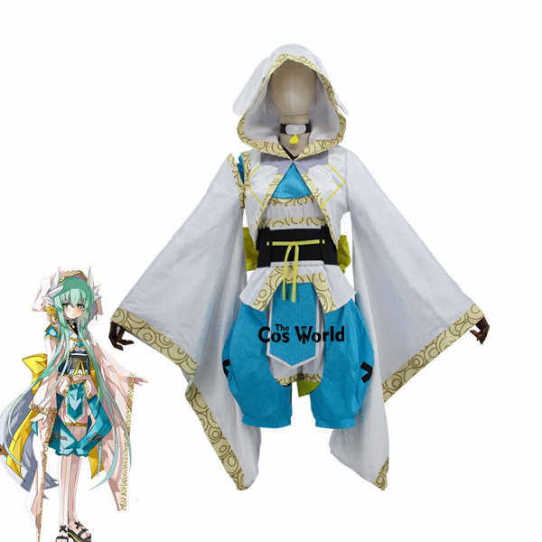 FGO Fate Grand Order Trouwe Honden Kiyohime Uniform Outfit Anime Cosplay Kostuums