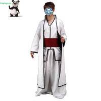 CosplayLove Aizen Sousuke Cosplay Costume 2th From Bleach Custom Made For Halloween Christmas