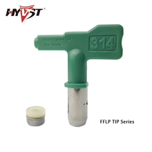 Nozzle Sprayer-Tools Airless-Tip Paint Low-Pressure Fine-Finish 512/514