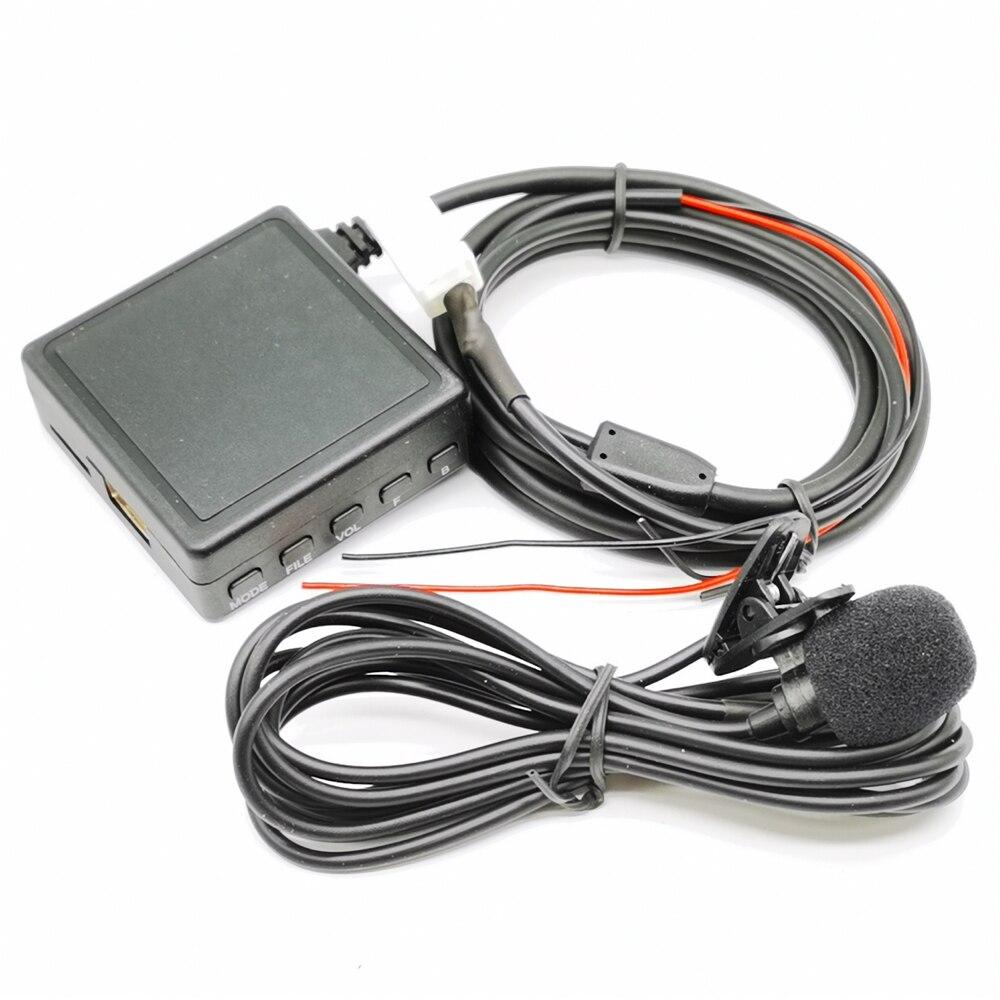 Auto Bluetooth Wireless Bluetooth Aux Mikrofon Adapter TF USB-Stick Für Clarion Suzuki Swift Vitra Jimny Mit Clarion CD