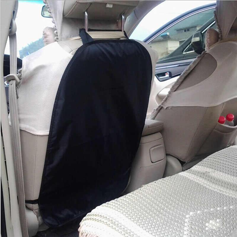 Araba koltuğu arka koruma kapağı anti-kirli Mat tekme ayak kirli depolama ped araba evrensel çocuk Anti-oyun matı