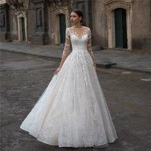 С длинным рукавом богемное свадебное платье туфли на шнурках