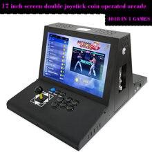Детский мини Аркадный Игровой Автомат с игровой платой 4018