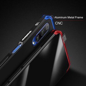 Image 4 - Luxury Shockproof Armor Metal Case Case for Huawei Honor 9X 9X PRO Rubber Full Protective Back Coque for Huawei honor 9x 9x pro