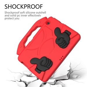 Чехол для Huawei Mediapad T5 10 10,1 дюйма, нетоксичный противоударный чехол из вспененного этилвинилацетата с подставкой для планшета Huawei Honor tablet 5, де...