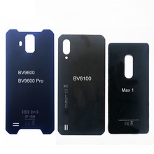 Für Blackview Max 1 / BV6100/ BV9600 Pro Telefon Batterie Zurück Abdeckung Fall Gehäuse Zubehör