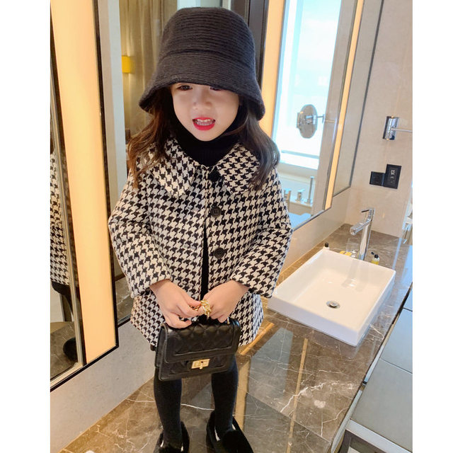 Baby Overcoat 2020 New Fashion Windproof Kids Coat Outerwear Autumn Winter girl clothes tops Children Clothing For girls jacket 2