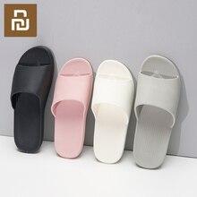 Yeni Youpin ev terlik EVA yumuşak kaymaz terlik Flip flop yaz erkekler kadınlar Unisex Loafer akıllı ev için