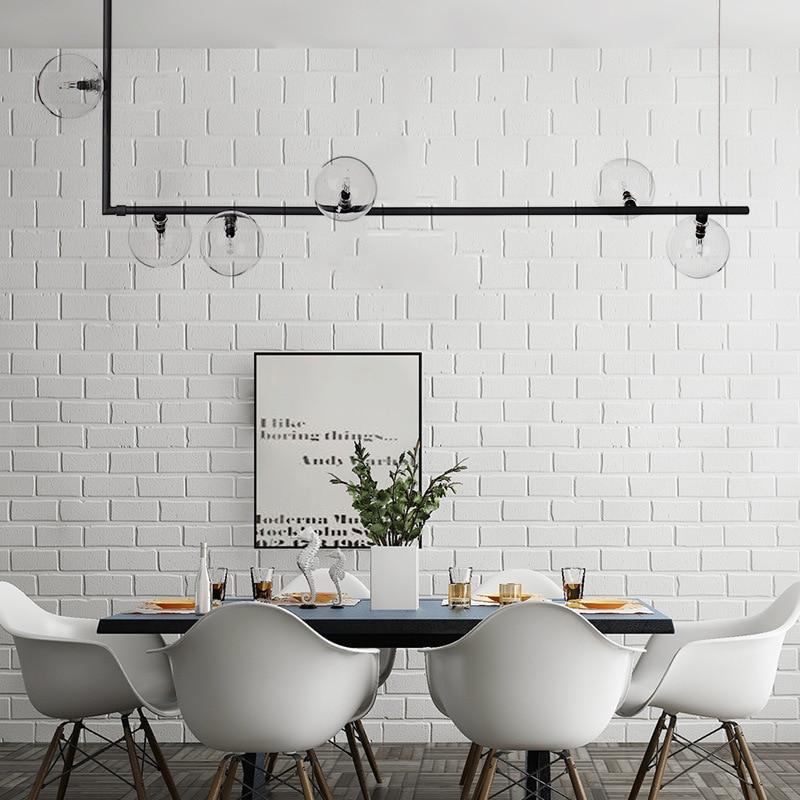 Modern Luminaire Wood   Living Room  Industrial Lamp