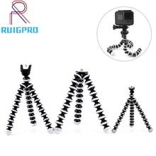 RuigPro for 2019 Octopus Flexible Tripod Stand for Gopro Hero Camera Digital DV Canon Nikon Mobile Phone Small Size