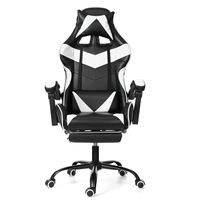 Computer Gaming Office Chairs Internet Seat Cafe Household Lounge Adjustable Lifting Office Furniture Armchair