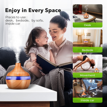 Electric Humidifier 2